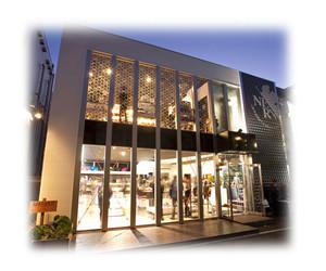 Evangelion Harajuku shop near Meiji dori