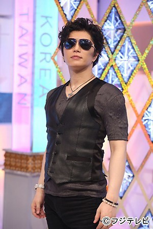 Asia Versus reality show from Japan, the judge will be Gackt