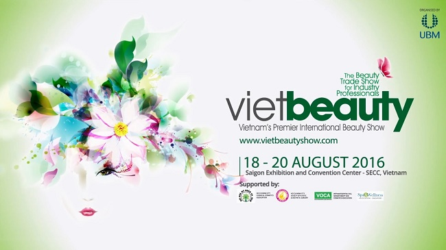 VietBeautyベトナム出展支援