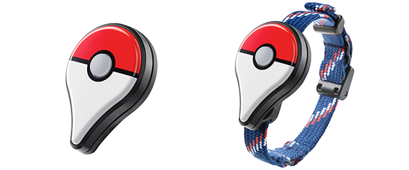 Pokémon GO Plus use bluetooth to notify you of any Pokémon around you Source: Pokemon official website