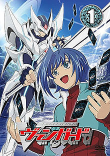 Cardfight!! Vanguard official page click the above pic!