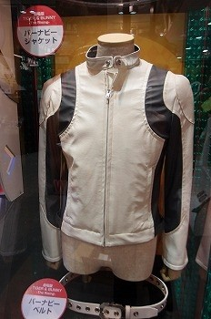 Barnaby Brooks Jr.'s jacket at Tsutaya special Tiger & Bunny shop