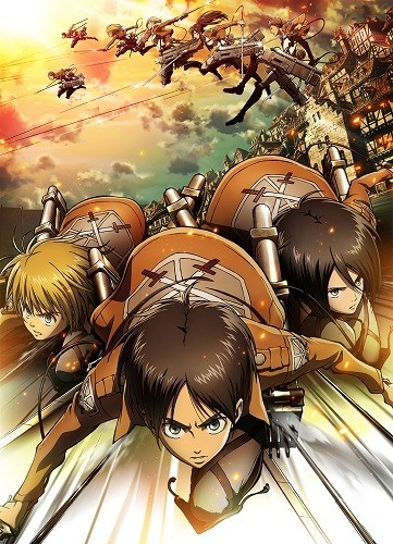 Last episode Attack on Titan Special event Attack on Theater