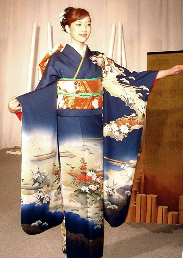Furisode Source: Wikipedia