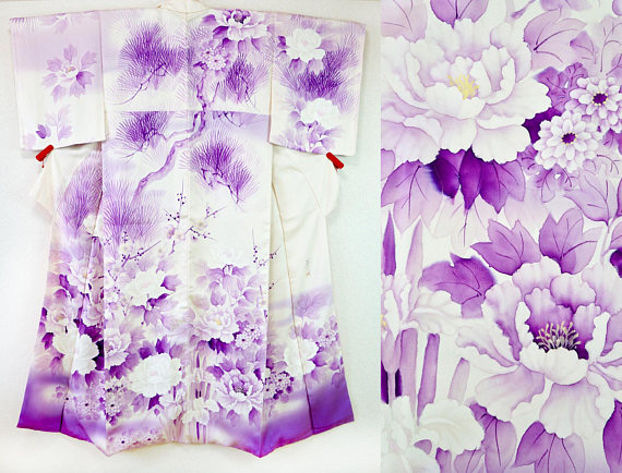 purple great kimono from salz kimono