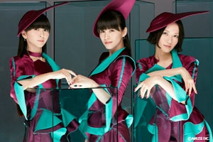 Pefume fan club P.T.A. has a membership site for fans outside Japan Source: Amuse