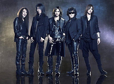 Source: X Japan music