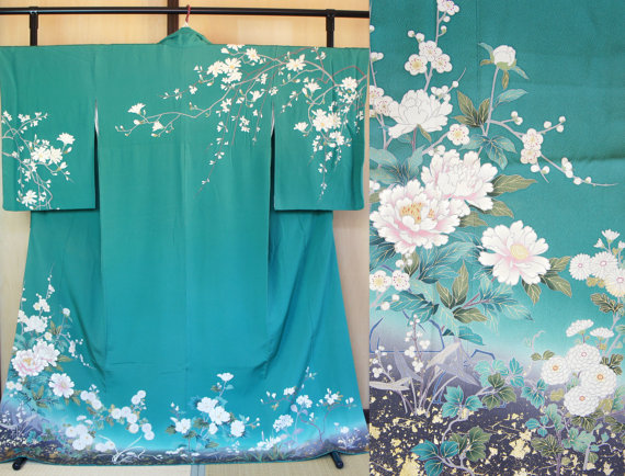 Salz Tokyo deals with vintage Japanese kimono