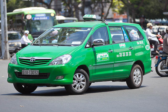 Mai Lihn taxi Source: Vforum company official page
