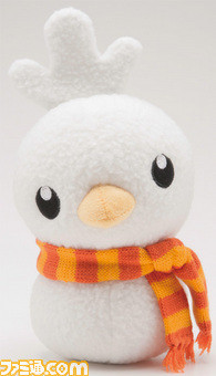 Torchic/Achamo snow man