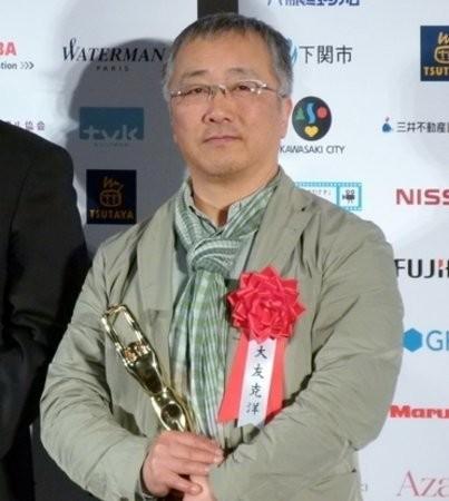 Akira's Katsuhiro Otomo