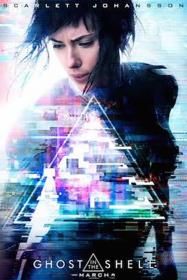 Scarlett Johansson Source Ghost in the Shell movie