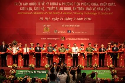 ベトナムで絶対に出展すべき展示会・見本市 Source: Messe frankfurt