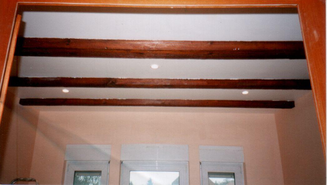 Plafond poutre apparente  Illkirch-Graffenstaden 67 Activ Renovation