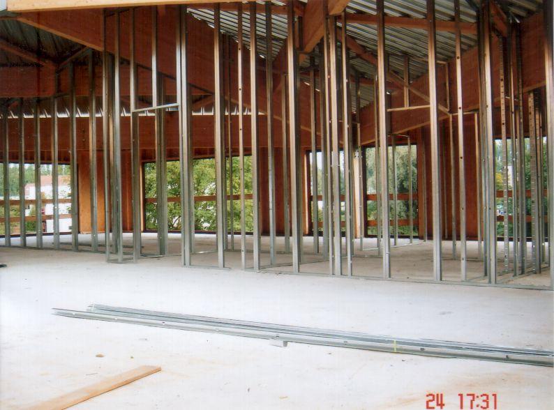 Cloison prégymétal  Illkirch-Graffenstaden  67 Activ Renovation
