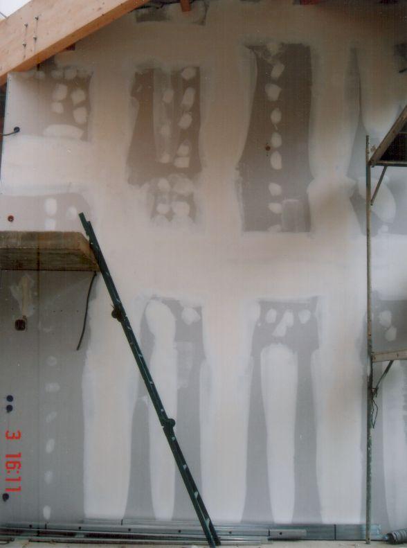 Cloison Placostil neuves ou en rénovation : bâtiments d'habitation, locaux industriels et commerciaux, bureaux. Illkirch-Graffenstaden  67 Activ Renovation