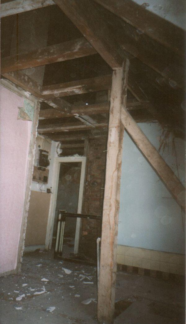Démolition du plafond et cloison  Illkirch-Graffenstaden 67  Activ Renovation