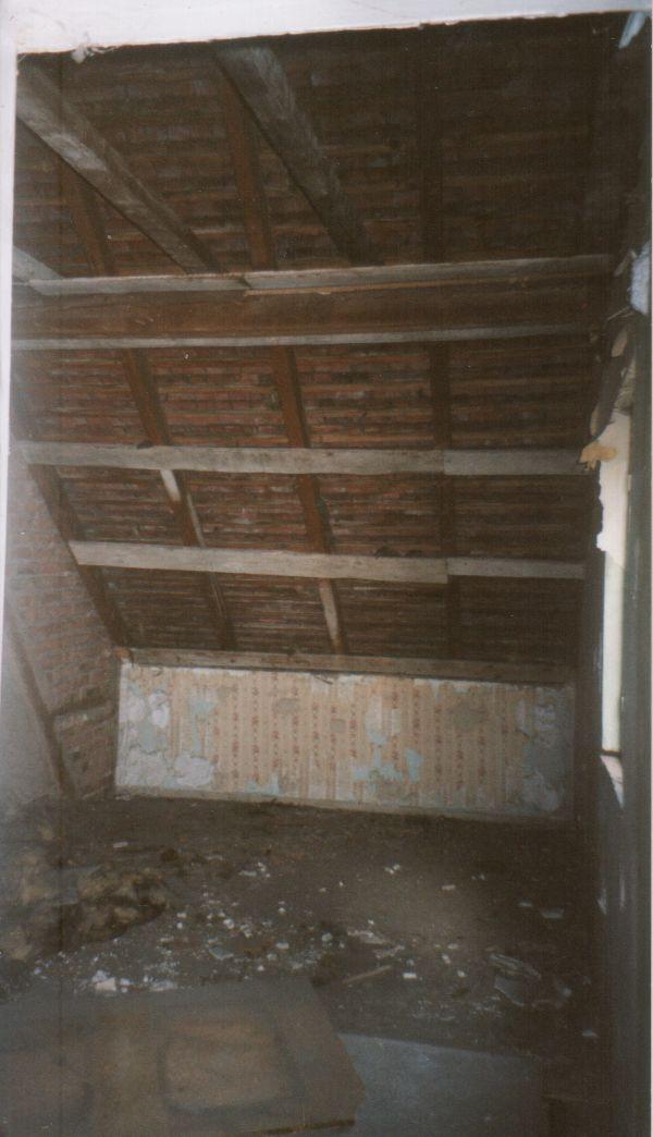 Démolition ancien rampant  Illkirch-Graffenstaden 67 Activ Renovation