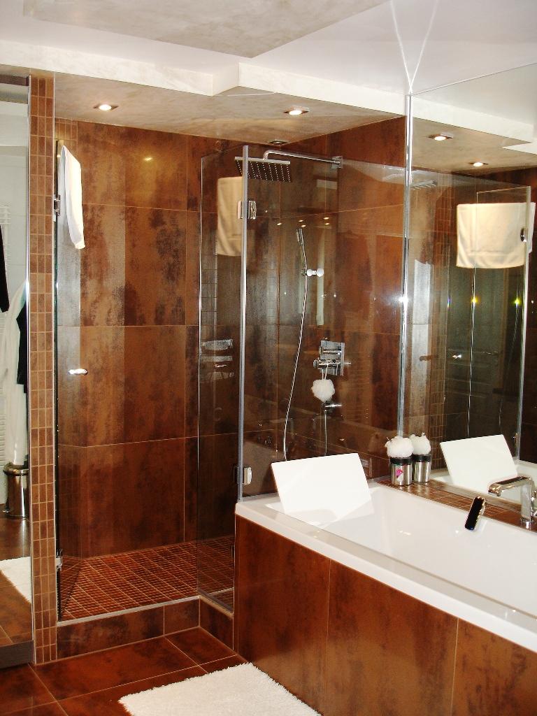 pose de carrelage salle de bain, mur et sol Illkirch-Graffenstaden 67