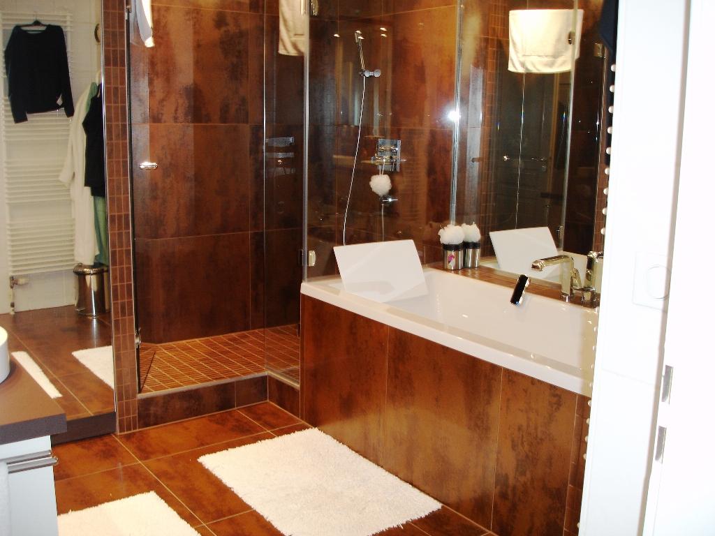 salle de bain avec baignoire Illkirch-Graffenstaden 67
