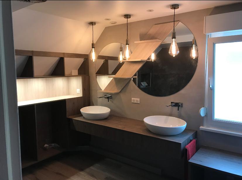 Travaux rénovation complète d'une salle de bain Activ Renovation Strasbourg 67