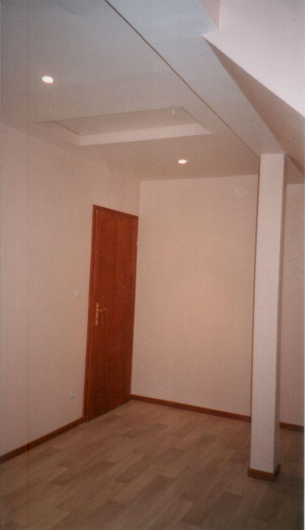 0029 Poser un faux plafond avec laine de verre installer un escalier escamotable  Illkirch-Graffenstaden 67 Activ Renovation