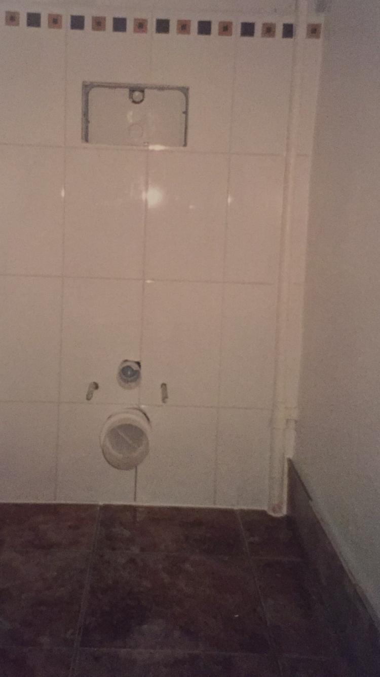 Habillage caisson wc avec carrelage Activ Renovation Strasbourg 67
