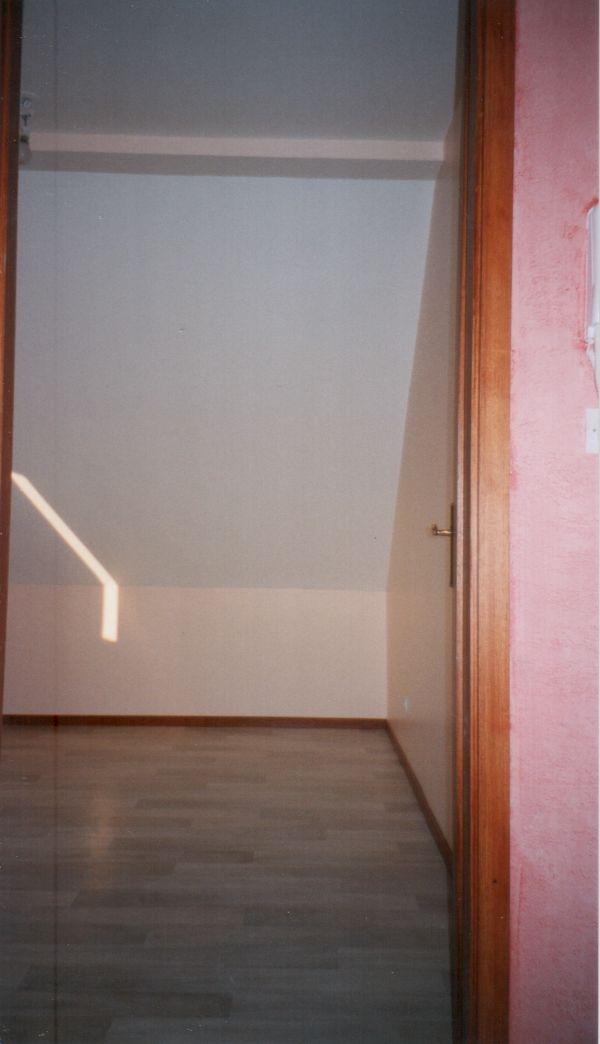 Isoler un plafond sous rampant avec de la laine de verre en deux couches croisées. Illkirch-Graffenstaden 67 Activ Renovation