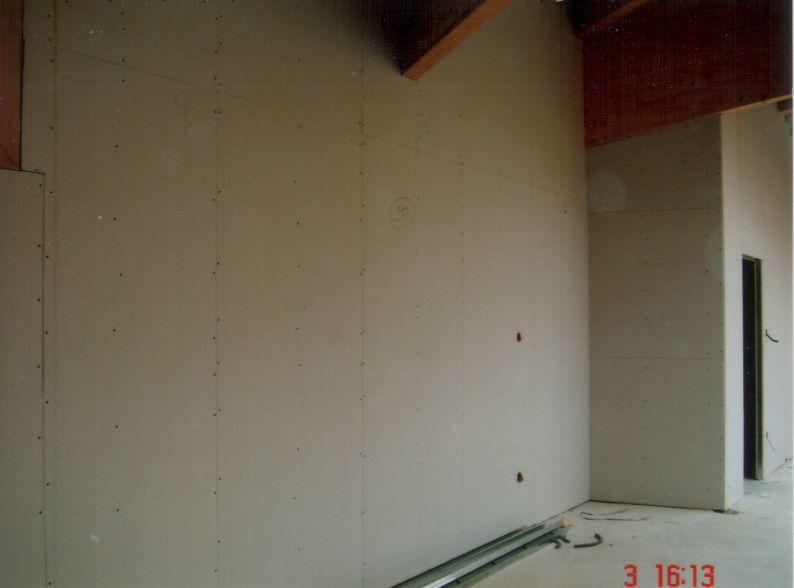 Poser une cloison en plaque de plâtre prégymétal   Illkirch-Graffenstaden 67 Activ Renovation