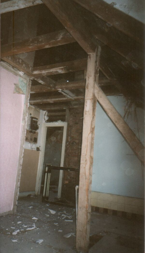 0028 Démolition du plafond et cloison  Illkirch-Graffenstaden 67 Activ Renovation