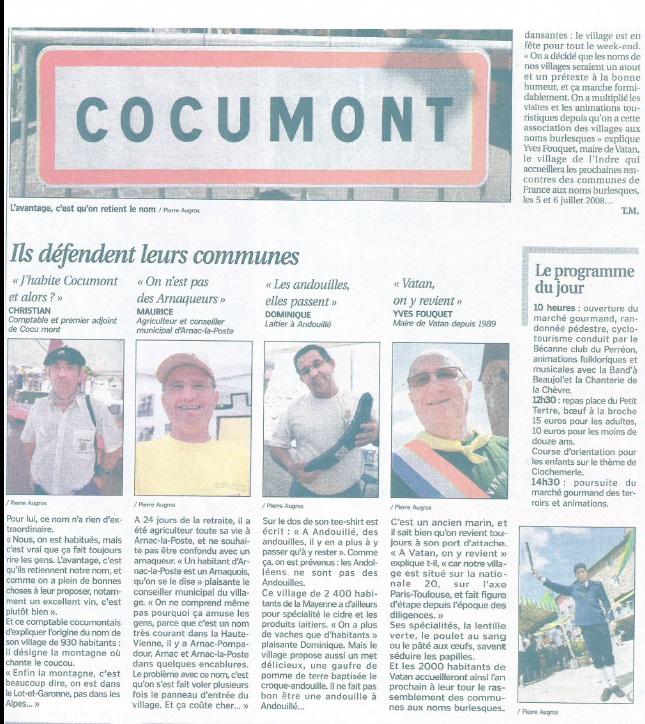 Cocumont - Juillet 2008