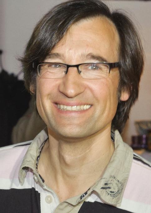 """""""Weniger Arbeit - mehr Ehrenamt"""" - Barthel Pester, freier Journalist, ist überzeugt von der Idee des bedingungslosen Grundeinkommens."""