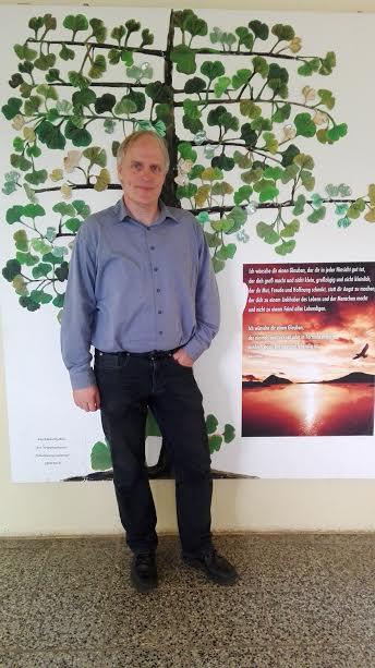 Bernhard Hermann setzt sie Agenda 21 regional um