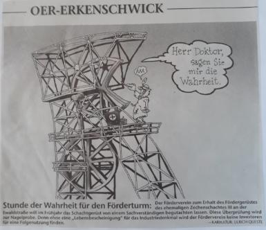 Stimberg Zeitung 26.1.2018