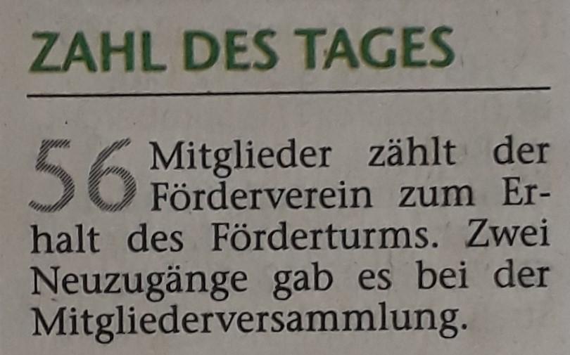 Stimberg Zeitung 22.11.2019