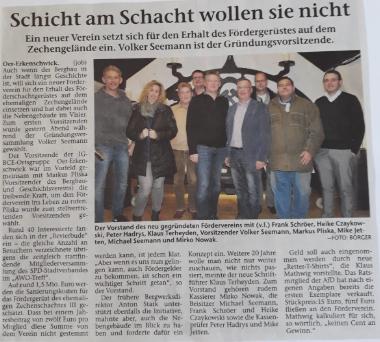 Stimberg Zeitung 05.12.2017