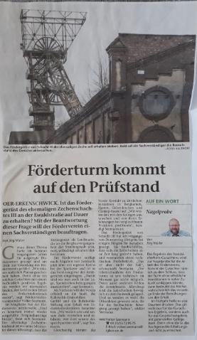 Stimberg Zeitung 23.01.2018