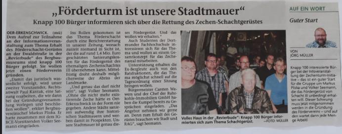 Stimberg Zeitung 19.08.2017