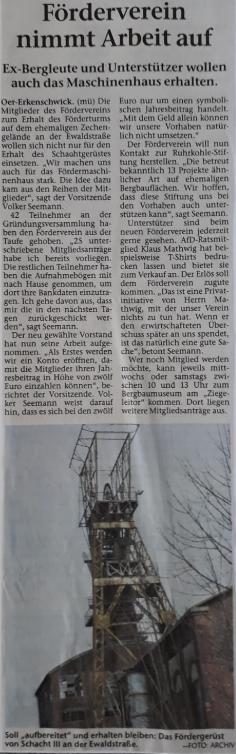 Stimberg Zeitung 11.12.2017