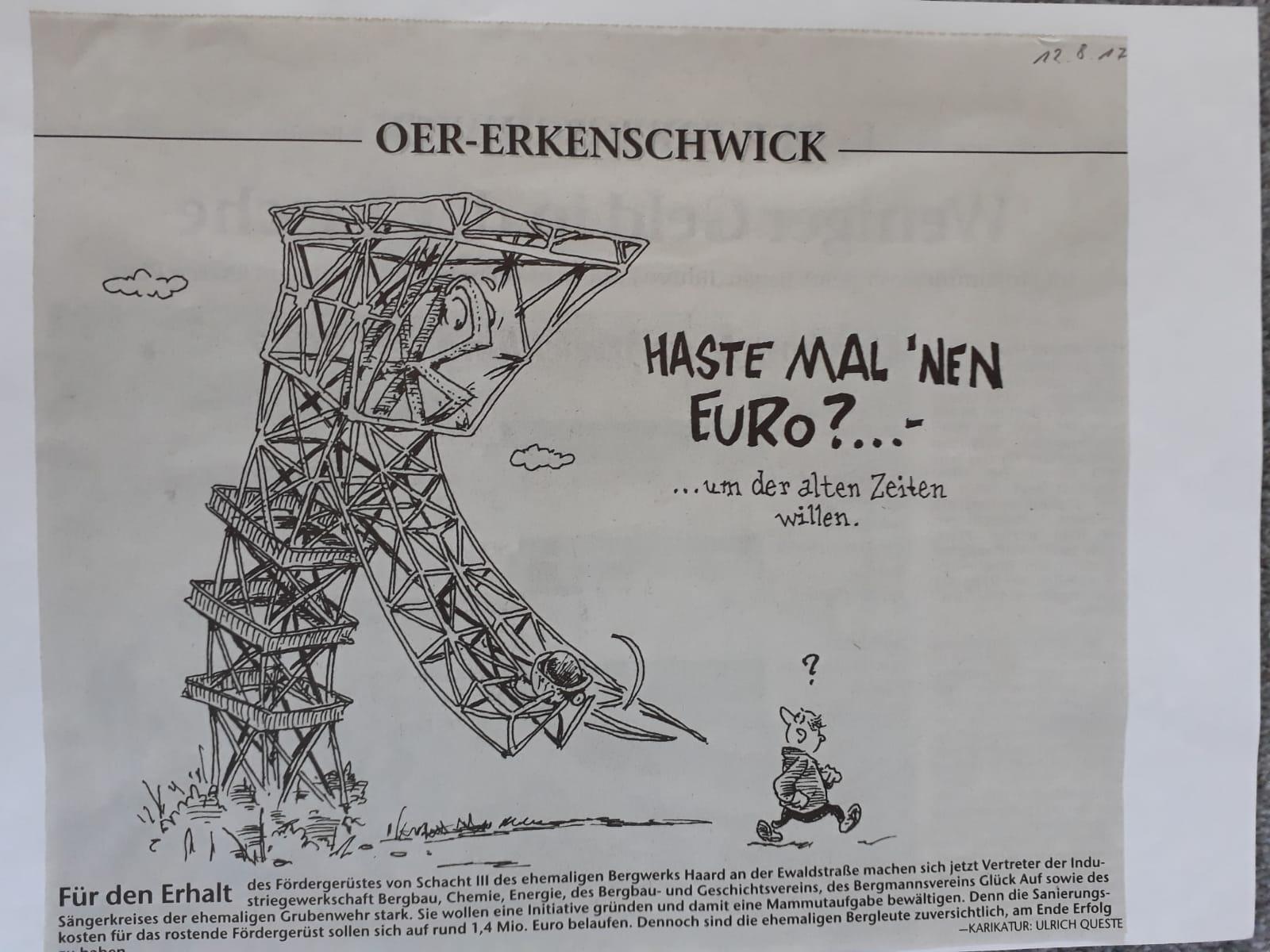 Stimberg Zeitung 12.08.2017