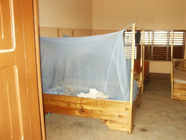 Chambres de l'orphelinat d'AZOWLISSE