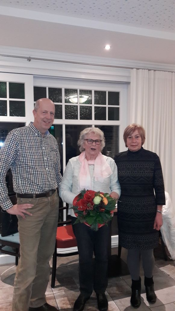 80er Geburtstag von Frieda Dubowy