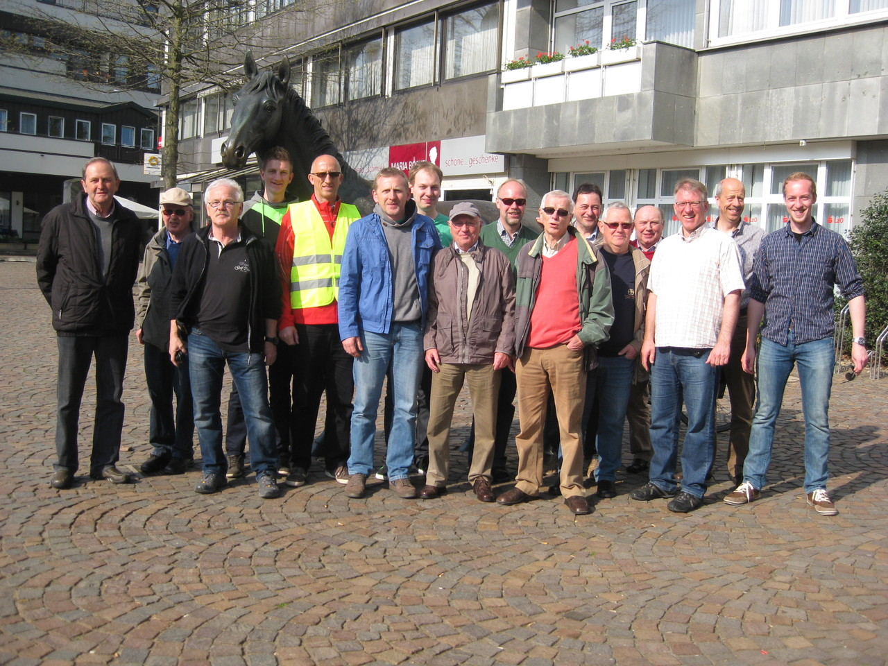 Männerradtour 2013