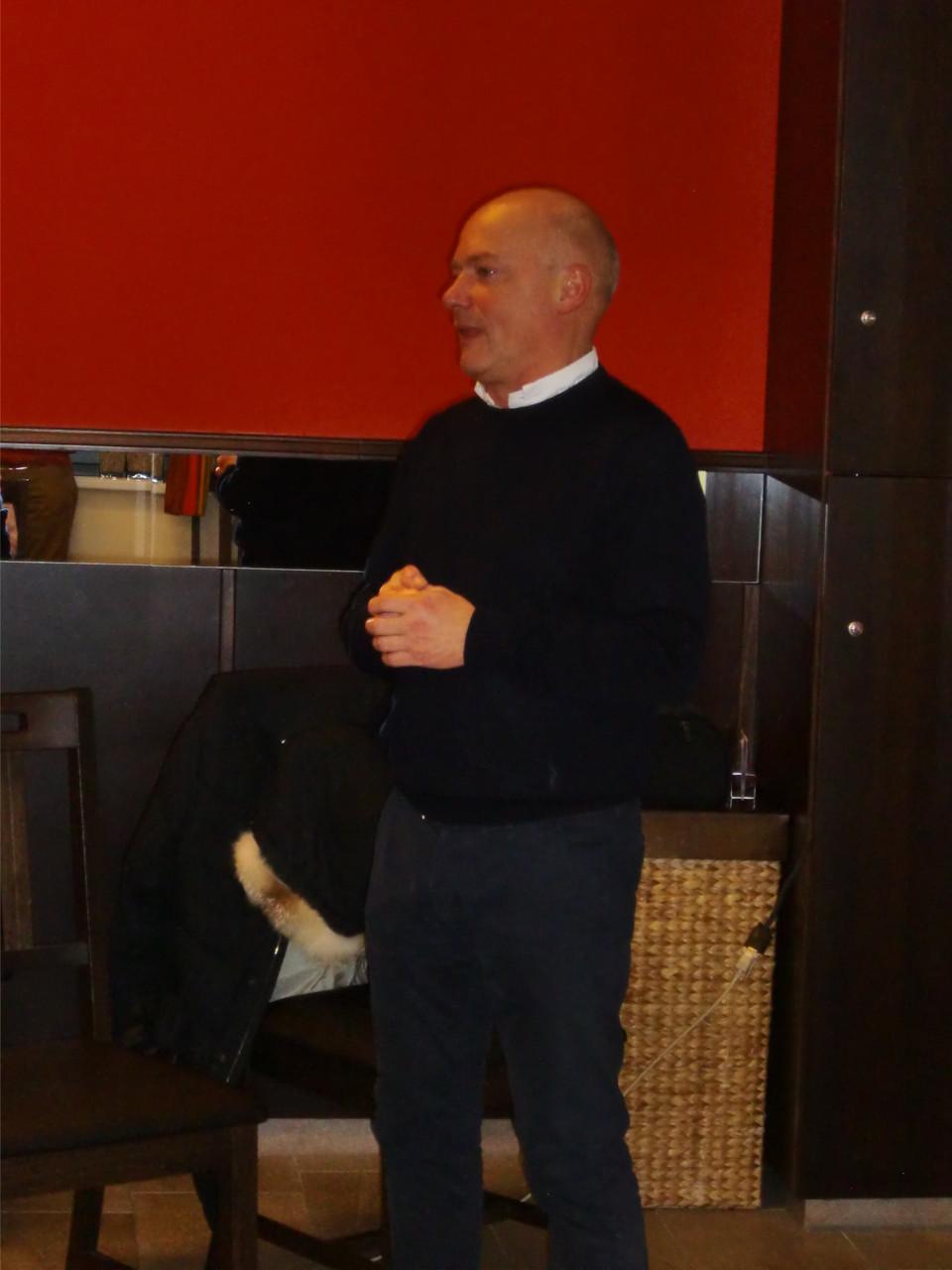 Vortrag Dr. Jasnoch