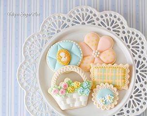 東京シュガーアート アイシングクッキーを極める会ベーシック
