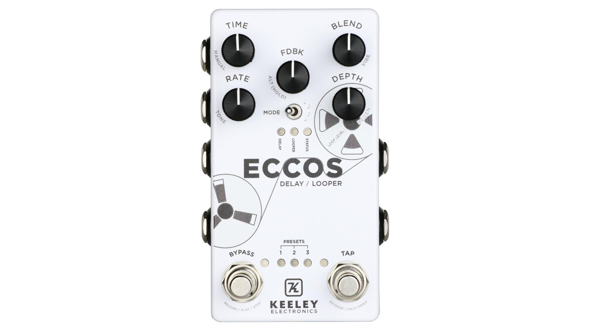 Keeley Electronics ECCOS - Delay / Looper