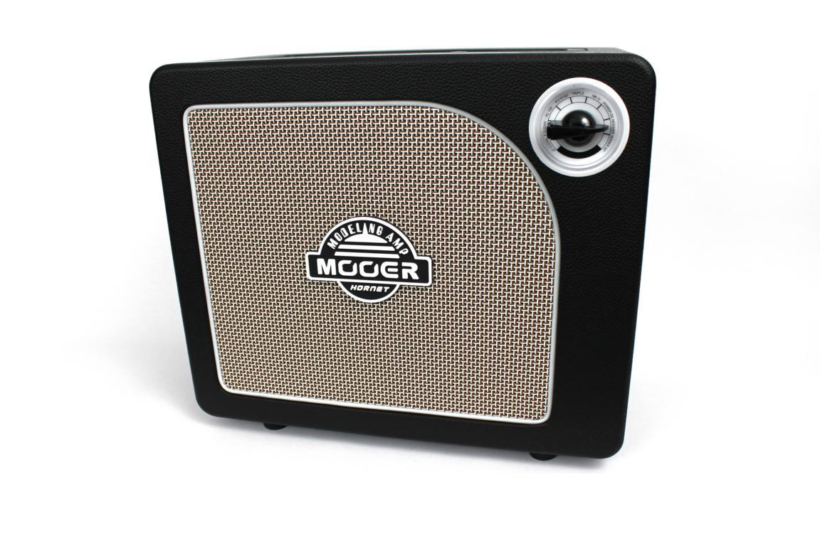 Mooer Hornet Black Modeling Amp für E-Gitarre
