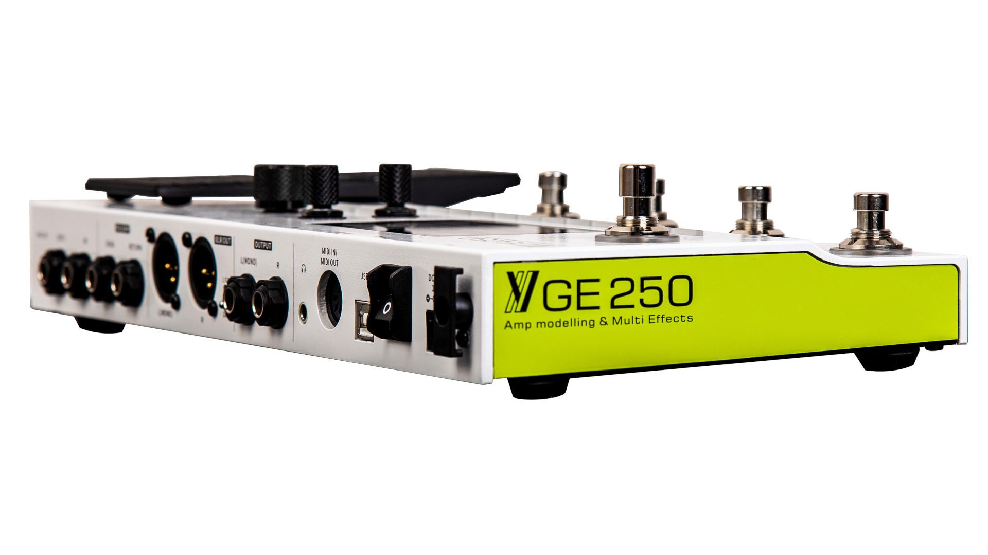 Mooer GE250 Amp Modeler & Multi Effects