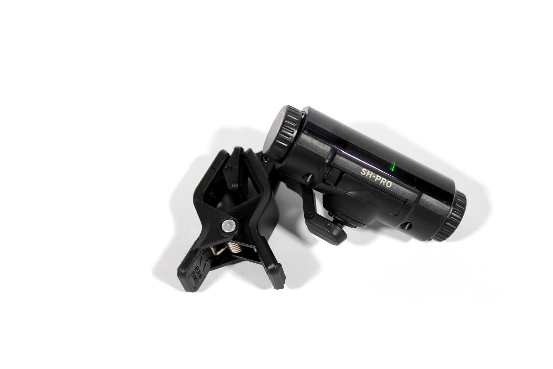 Sledgehammer Pro Clip-On-Tuner