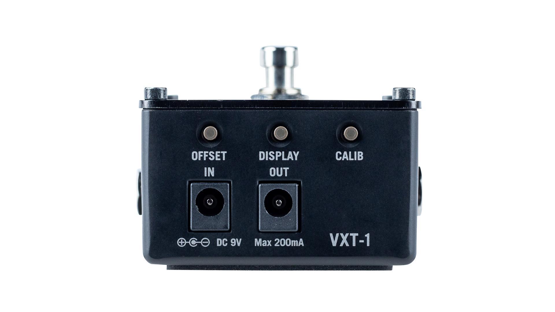 VOX VXT-1 STROBE PEDAL TUNER